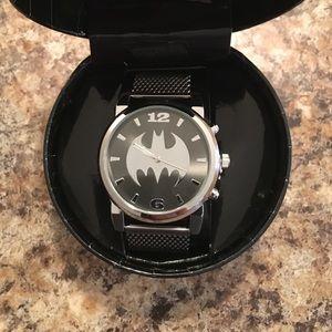 DC Comics Accessories - DC COMICS Men's Batman Logo Watch- Price is firm